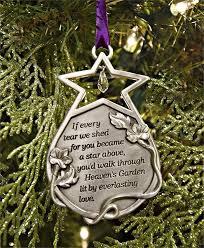 memorial ornament everlasting
