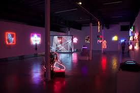 light display los angeles 10 best art exhibits on display right now in los angeles cbs los