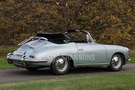 porsche 356 cabriolet porsche 356b cabriolet auctions lot 38 shannons
