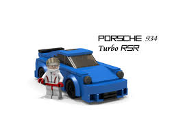 lego porsche instructions lego ideas porsche 934 turbo rsr