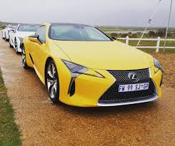 lexus lc luxury coupe lexus lc 500 arrives in south africa with 5 0 litre v8