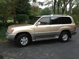 toyota lexus 2000 lexus lx 470 pictures posters news and videos on your pursuit