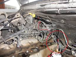 Ford Explorer Water Pump - 99 v10 coolant leak ford truck enthusiasts forums