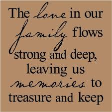 I Love My Family Quote by Quotes About Leaving Your Family 42 Quotes