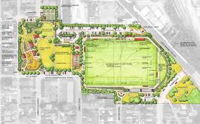 Evcc Campus Map Senator Henry M Jackson Park Master Plan Jkla Landscape
