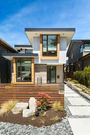 Efficient Home Designs by Exterior Design Horizontal Slat Fence In Gorgeous Energy