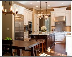beige painted kitchen cabinets a look at traditional contemporary kitchens beige pendants kilim