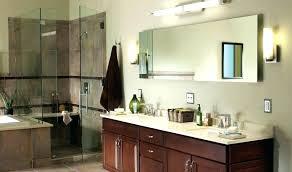 bathroom lighting ideas for vanity modern bathroom lighting happyhippy co