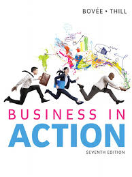business in action 7th edition courtland bovee john thill dr