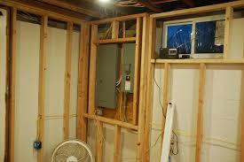 basement framing ideas basements ideas