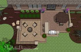 Creative Brick Patio Design With Pergola Tub Seat Walls And by 156 Best Straight House Designs Images On Pinterest Patio Design
