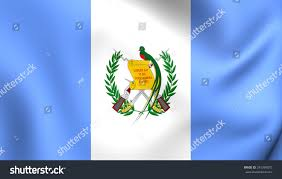Guatemala Flag Flag Guatemala Close Up Stock Illustration 245369875 Shutterstock