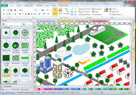 design software easy landscaping design software