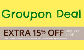 groupon coupon code 15 local deals today only southern