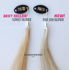 blue ash color sunset blonde vs new pale ash blonde cashmere hair cashmere