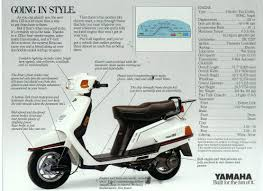yamaha riva 125 motor scooter guide
