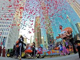 68th annual h e b thanksgiving day parade at houston