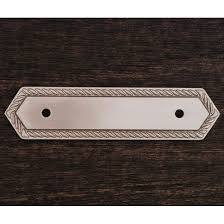 backplates for kitchen cabinets cabinet backplates kitchen cabinet handles with backplates amazing
