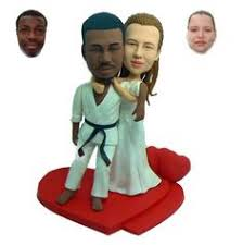 karate cake topper wedding cake toppers click image to wedding