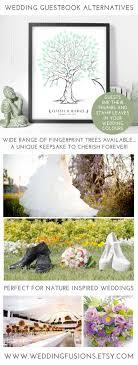 wedding guest keepsakes unique wedding guestbooks wedding tree finger print tree tree