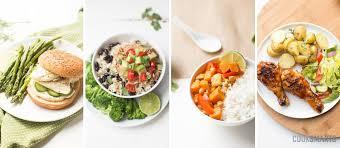 Meal Plan Menu Week Of 5 23 16 U2013 Cook Smarts