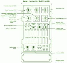 mercury grand marquis fuse box diagram furthermore ford mustang v8 4