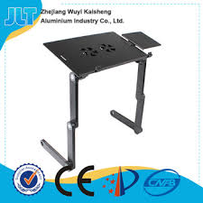 Portable Standing Laptop Desk Portable And Adjustable Standing Laptop Desk On The Bed Buy