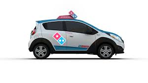 domino pizza jombang domino s just unveiled a radical pizza delivery car that took 4