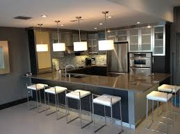 Stainless Steel Kitchen Cabinet Doors by Stainless Steel Kitchen Cabinets With Glass Doors The