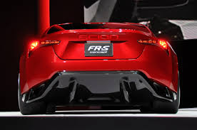 frs scion scion fr s concept u2013 another toyota ft 86 rendition