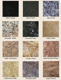 Different Types Of Kitchen Countertops by 133 Best New House Granite Countertops Images On Pinterest