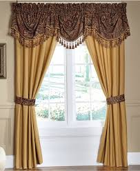 croscill regalia 44 x 28 swag window valance bedding collections