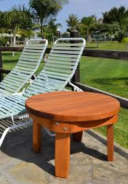 Round Redwood Picnic Table by Redwood Tables U0026 Patio Furniture Forever Redwood