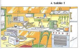 lexique de cuisine la cuisine fle lexique de la nouriture