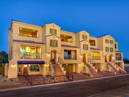 Spanish Homes Plans by Princess Enclave New Townhomes In Scottsdale Az 85255