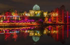 garden of lights hours richmond draws crowds with garden of lights wvtf