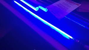 royal blue experimental lightsaber blade 4 royal blue 360 with blue foc