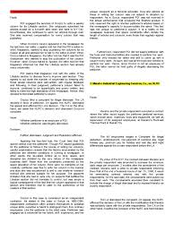 how to write a resolution paper labor standards case digest 1 docshare tips