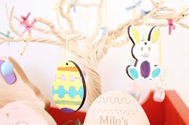 easter ornaments diy wooden easter ornaments smiling tree