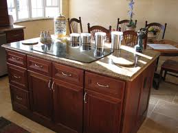 island stovetop is a must with built in ventilation so no ugly