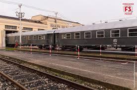 carrozze treni ferrovie it fondazione fs altre 4 carrozze tipo 1959 restaurate