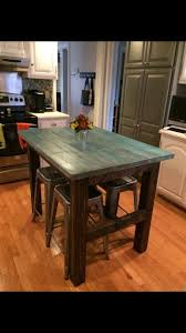 diy bar height table bar dining room table spurinteractive com