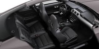 1994 Mustang Gt Interior 2015 Mustang Gt Review Right Foot Down