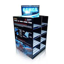 product sales with point of sale displays