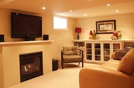 furniture simple small basement ideas with exellent mini bar and