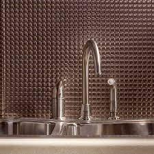 fasade backsplash panels reviews fasade waves in brushed nickel