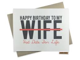 funny birthday cards for wife fugs info