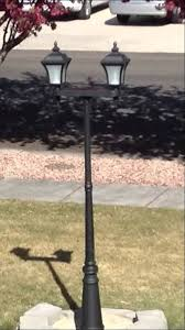 how to install outdoor light post costco porch light how to install outdoor fixture s led 0 solar l