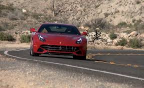 Ferrari F12 On Track - ferrari f12 berlinetta is a beast but surprisingly well behaved