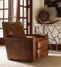 Tommy Bahama Leather Sofa by Stirling Park Leather Swivel Chair By Tommy Bahama Home Home